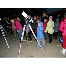 «Тротуарная астрономия» или «День открытой астрономии»