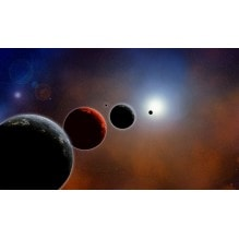 Парад планет и на десерт комета 2016
