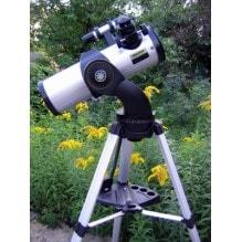 Обзор телескопа Meade DS-2114 ATS