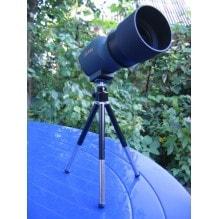 Обзор - подзорная труба Alpen Spotting Scope 20x50