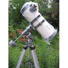Обзор телескопа Bresser Pollux 150/1400 EQ-SKY