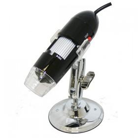 Цифровой USB микроскоп SIGETA CAM-01 N (25x-200x 1.3 Mpx) USB 2.0