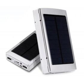 Солнечное карманное зарядное устройство Solar Charger 20000mAh+LED