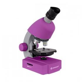 Микроскоп Bresser Junior 40x-640x Purple