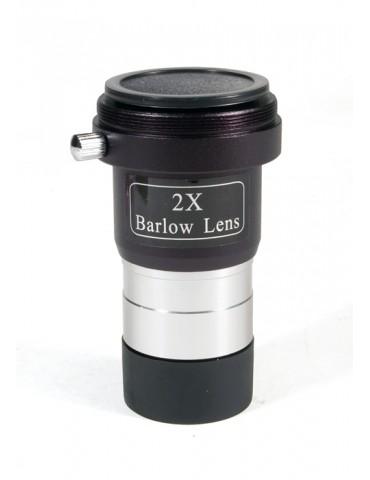 Линза Барлоу Levenhuk 2x, с адаптером для камеры