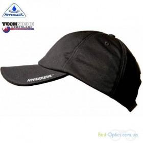 Термо охлаждающая бейсболка Techniche HyperKewl™ Черная