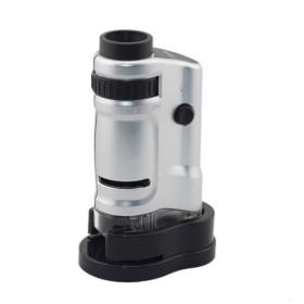 Карманный микроскоп SIGETA MicroBrite 20x-40x