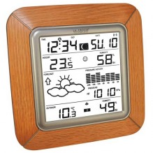 Видеообзор метеостанций La Crosse WS9040, WS9057