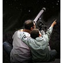 Каждый сможет заглянуть в телескоп!