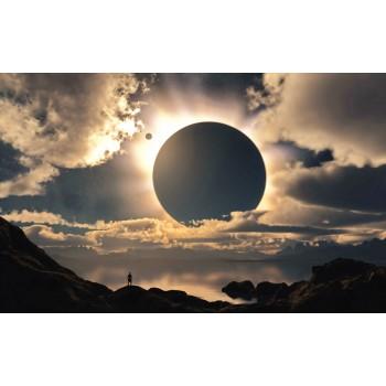 Солнечное затмение 20 марта