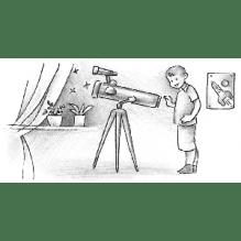 Телескопы для начинающих