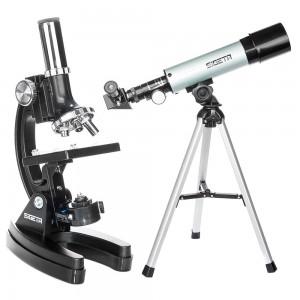 Детский микроскоп+телескоп SIGETA Pandora
