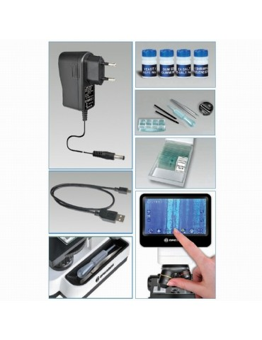 Микроскоп Bresser LCD Touch 40х-1400x