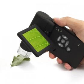 """Цифровий мікроскоп SIGETA HandView 20-200x 5.0 Mpx 3""""TFT"""