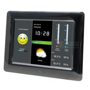 Метеостанция Braun Digiframe 800 Weather