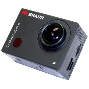 Экшен камера Braun Champion II FULL HD