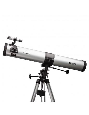 Телескоп SIGETA Polaris 76/900 EQ