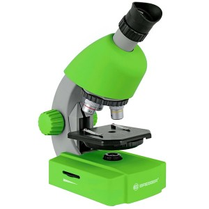 Микроскоп Bresser Junior 40x-640x Green