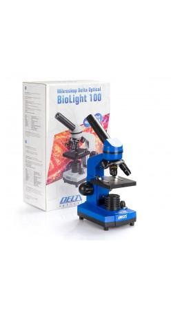 Микроскоп Delta Optical BioLight 100 Blue