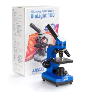 Микроскоп Delta Optical BioLight 100 Blue