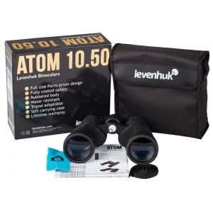 Бинокль Levenhuk Atom 10x50