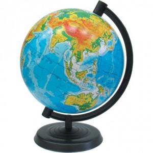 Глобус физический, 220мм.