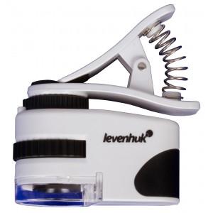 Мікроскоп кишеньковий для перевірки грошей Levenhuk Zeno Cash ZC8