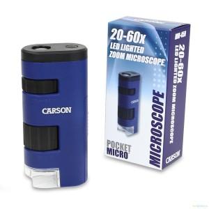 Микроскоп Carson PocketMicro