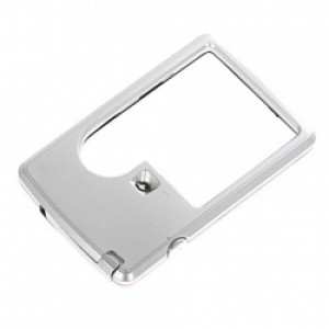Лупа Credit Card Magnifier 3х-6х