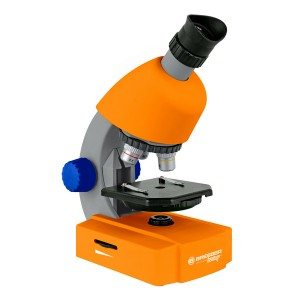 Микроскоп Bresser Junior 40x-640x Orange
