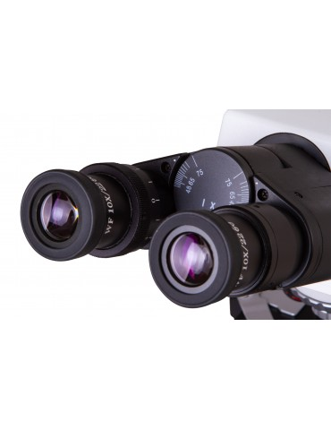 Мікроскоп Levenhuk MED 45T, тринокулярний