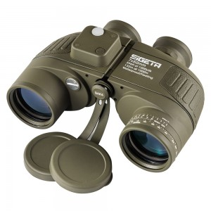 Морской бинокль SIGETA Admiral 7x50 Military floating/compass/reticle