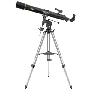 Телескоп NATIONAL GEOGRAPHIC 90/900 Refractor EQ3