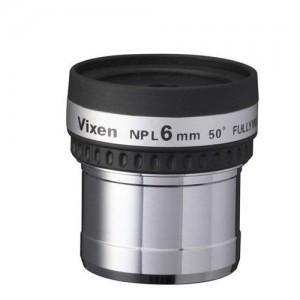 Окуляр Vixen Plossl NPL 6 мм, 1.25`