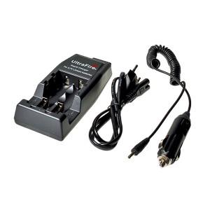 Аксессуары UltraFire Зарядное устройство WF-139 Li-Ion