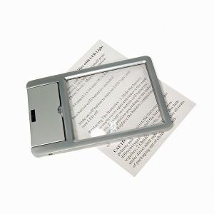 Увеличительное стекло Bresser 2x (53mmx44mm)