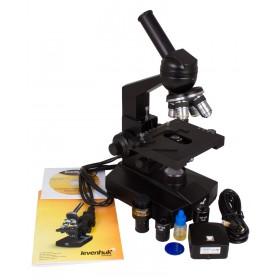 Микроскоп цифровой Levenhuk D320L, монокулярный