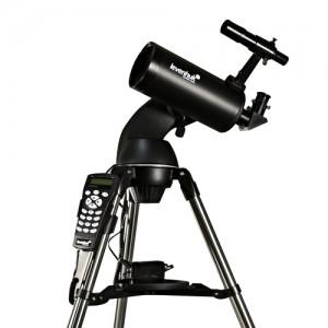 Teleskop s avtonavedeniem Levenhuk SkyMatic 105 GT MAK