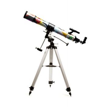 Онлайн телескоп, такого онлайн кинескопа нет на всей планете.