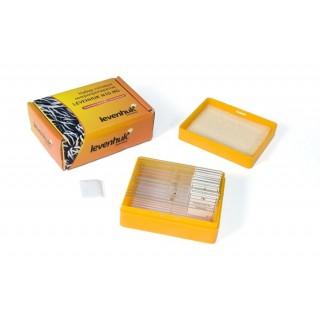 Набор готовых микропрепаратов Levenhuk N10 NG