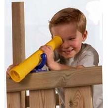 Детский телескоп, интересно!
